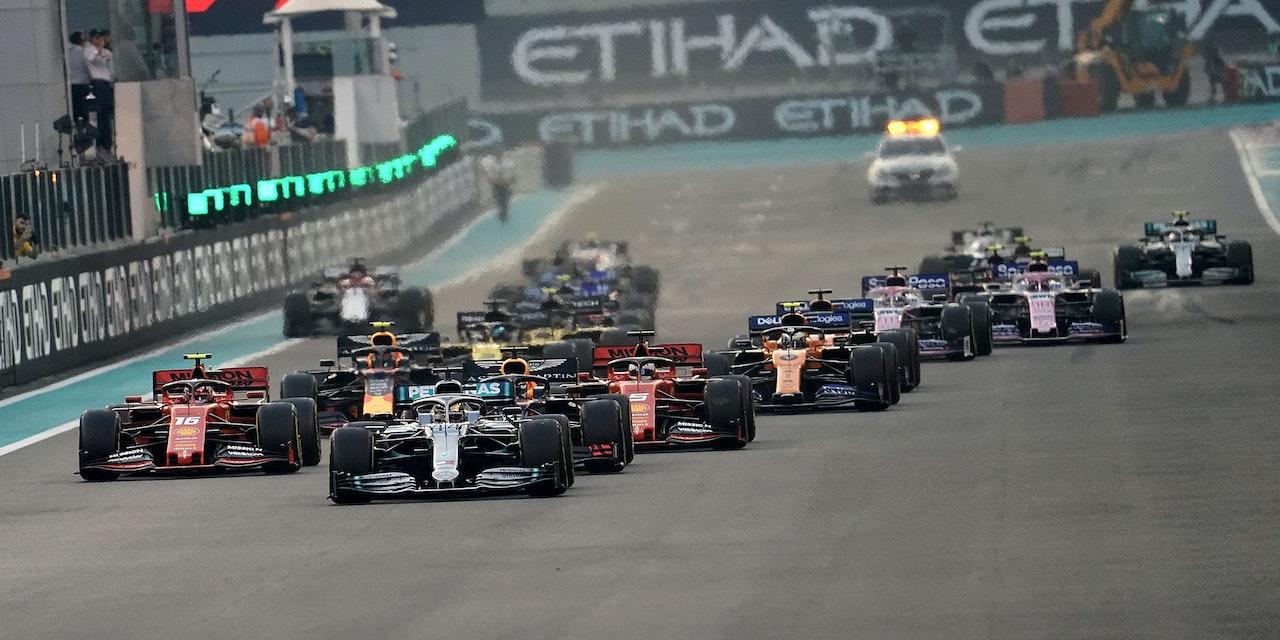 Formel 1 Heute Start