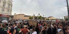 2.000 Teilnehmer bei Donnerstags-Demo erwartet