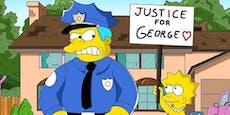 Sagten Simpsons Mord an George Floyd voraus?