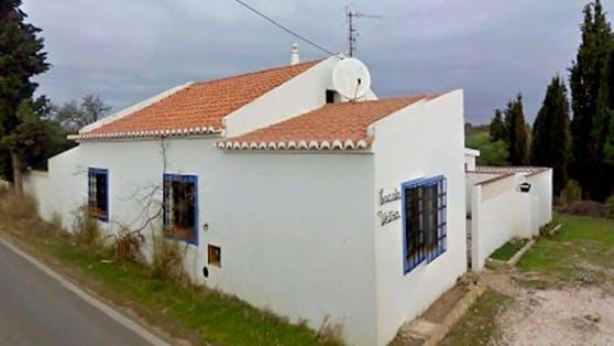 Hier wohnte der Tatverdächtig an der Algarve im Jahr 2007