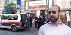 Visiere von Kern-Sohn in dubiosem Maskenshop verkauft