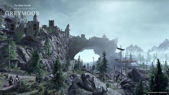 The Elder Scrolls Online: Die Feierlichkeiten der Unerschrockenen haben begonnen.