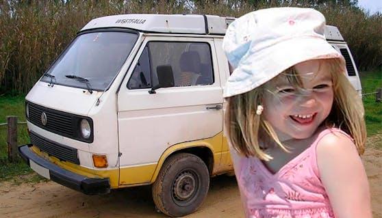 Fall Maddie: Entführte der Sextäter Maddie in diesem Bus?