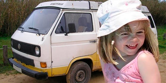 Scotland Yard und das deutsche Bundeskriminalamt (BKA) ermitteln im Fall Maddie McCann. Dabei wurden Fotos des Wohnmobiles des 43-jährigen Verdächtigen veröffentlicht.