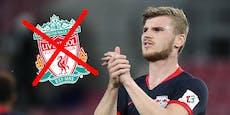 Werner nach England, aber nicht zu Liverpool