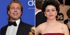 Zieht Alia Shawkat bei Brad Pitt ein?