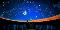 Planetarium Wien führt wieder zu den Sternen