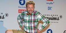 Willi Gabalier wird Fernsehmoderator