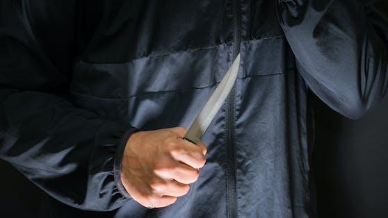 Der 23-Jährige bedrohte laut Polizei einen Mitbewohner.