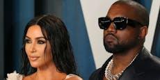 Kanye und Kim wieder unter einem Dach