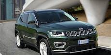 """Der Jeep Compass ist jetzt """"Made in Europe"""""""