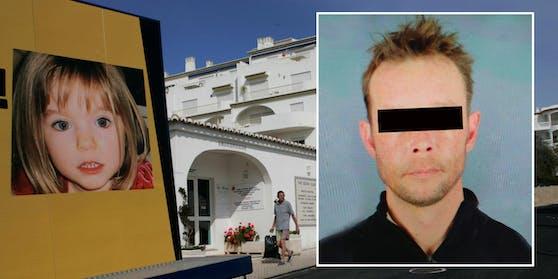 """Im Fall Maddie McCann hat die Polizei offenbar """"fundamentale Beweise"""" gefunden, welche Christian B. belasten sollen."""