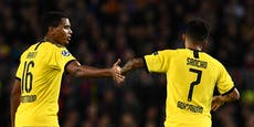 Friseur-Skandal: Liga bestraft zwei Dortmund-Profis