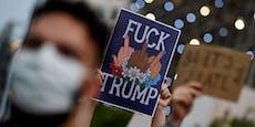 Ließ Trump auf Demonstranten schießen?