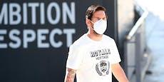 Aufatmen bei Barca: Messi ist wieder zurück