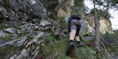 Dieser Fehler kostete Kletterin (48) das Leben