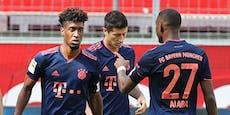 Baller-Bayern haben den Tor-Rekord gebrochen