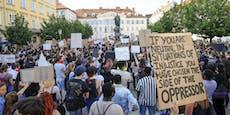 "10.000 Menschen bei""Black Lives Matter""-Demo in Graz"
