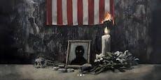 """Banksy erklärt """"Black Lives Matter"""" für Weiße"""