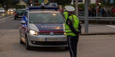 Banküberfall in Kärnten: Bewaffneter Täter auf Flucht