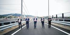 """Linz hat ab Montag eine """"neue"""" Brücke"""