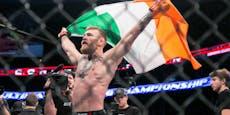 Vergewaltigung? Millionen-Klage gegen UFC-Star McGregor