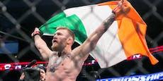 McGregor erklärt zum dritten Mal seinen Rücktritt