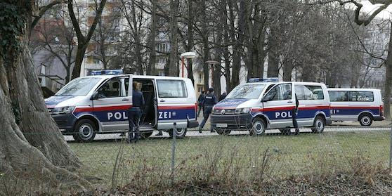 Die Polizei nahm den 17-Jährigen fest.