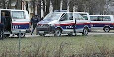 Polizei stoppt Schlepper mit 4 Personen an Bord