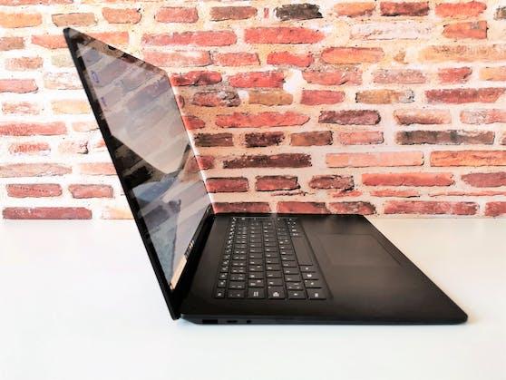 Surface Laptop 3 im Test: Perfektion in Schwarz