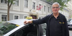 Wiener bestellte Taxi, um Burger bei Drive-In zu holen