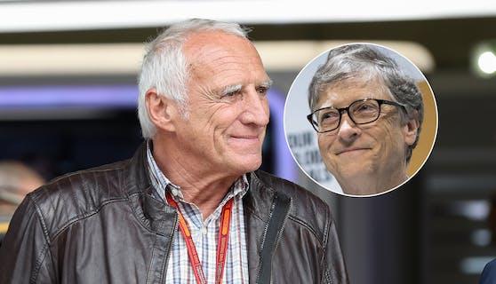 Didi Mateschitz, Bill Gates