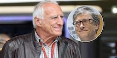 Kommt Bill Gates zum Formel-1-Auftakt nach Spielberg?