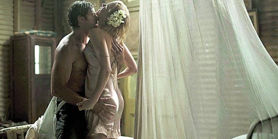 Liebesszenen dürfen jetzt nicht gedreht werden.