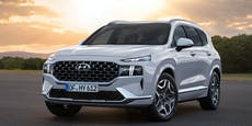 Neuer Hyundai Santa Fe kommt als Plug-in-Hybrid