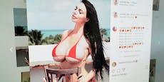 So viel Geld verdient Yvonne (26) mit ihren XXL-Brüsten