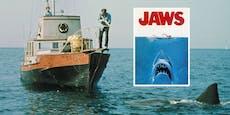 Der weiße Hai: Den Kultfilm gibt's jetzt als Brettspiel
