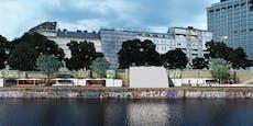 Corona verhinderte Zwangsräumung am Donaukanal