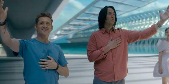 """Der erste Trailer zu """"Bill & Ted - Face the Music"""" ist da."""