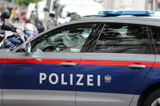 Polizei im Einsatz (Symbol)