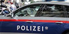 Fahrerflüchtiger zeigt Fahrerflucht bei Polizei an
