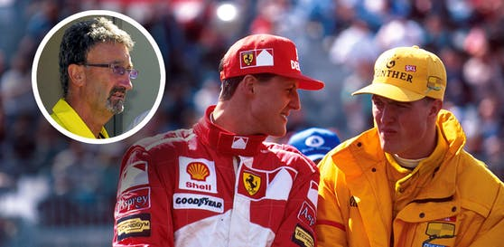 Michael Schumacher zahlte für seinen Bruder Ralf.