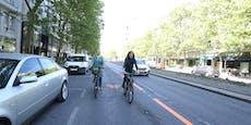 Leopoldstadt: Mehrheit stimmt gegen Pop-up-Radwege