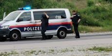 WEGA-Einsatz, weil Teenies in Wien um sich schossen