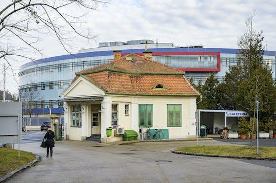 Das Klinikum Hietzing