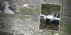 Brüder aus OÖ überlebten Flugzeugabsturz