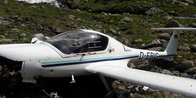Flugzeugabsturz Heute