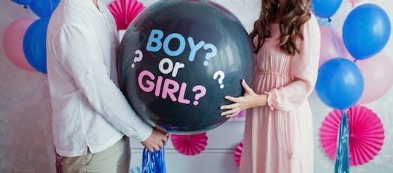 """Gender Reveal Partys"" wurden nach Jenna Karvunidis' Feier zum Trend."