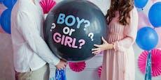 """Erfinderin der """"Gender Reveal Partys"""" bereut es"""
