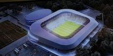 Geleakt! Schaut so das neue LASK-Stadion aus?